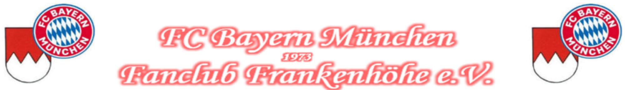 FC Bayern München Fanclub-Frankenhöhe e.V.